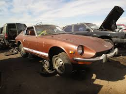 nissan datsun 1970 junkyard find 1973 datsun 240z the truth about cars