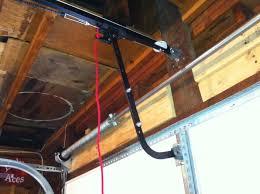 Installing Overhead Garage Door Overhead Garage Door Repair Fascinating Overhead Garage Door