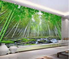 popular mountain wall murals buy cheap mountain wall murals lots 3d wall murals wallpaper for living room walls 3 d photo wallpaper mountain bamboo scenery picture
