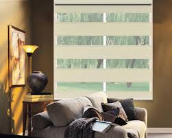 Striped Roman Shades Roman Look