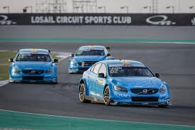 volvo sports cars wtcc team volvo polestar beats honda in mac3 federation