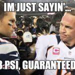 Peyton Manning Tom Brady Meme - tom brady peyton manning meme generator imgflip