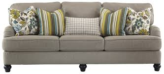 Harrison Sofa Ashley Furniture Hariston Shitake Sofa With English Arms