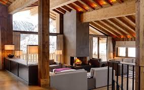 luxury ski chalet chalet les anges zermatt switzerland