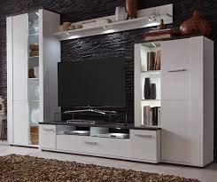 Beleuchtung Wohnzimmer Ebay Wohnwand Daktoa Pinie Weiß Mit Touchwood