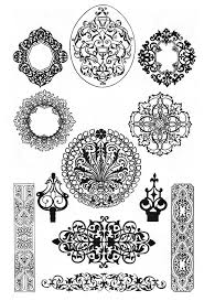 239 best pattern and border images on pinterest drawing