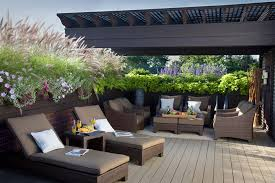 Outdoor Living Room Furniture The Five Essential Components Of An Outdoor Space