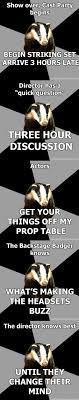 Badger Memes - more backstage badger memes theater dis and dat pinterest