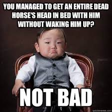 Baby Godfather Memes - approving memes image memes at relatably com