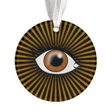 evil eye ornaments keepsake ornaments zazzle