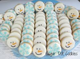 sugar dot cookies catching up