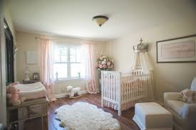 baby princess nursery