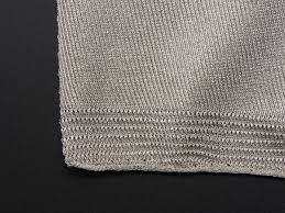 halloween knit fabric knit conductive fabric silver 20cm square id 1167 9 95