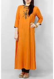mix cotton kurta dress ideas for women 10