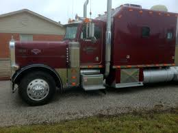 Sleeper Trucks With Bathrooms For Sale 1997 Peterbilt Mercer Transportation Co Join The