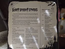 scary halloween background music starving daughter u0027s vinyl impressions