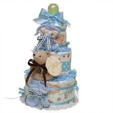 classic pooh diaper cake 100 00 diaper cakes mall unique
