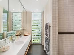 Modern Bathroom Windows Bathroom Ideas Shower Bathroom Window With Single Sink