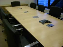 12 ft conference table conference table with maple finish used conference tables for sale