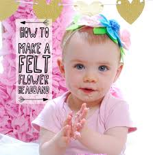 how to make baby headband how to make headbands for babies craft tutorials and inspiration