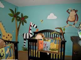 décoration jungle chambre bébé davaus idee chambre bebe jungle avec des idées