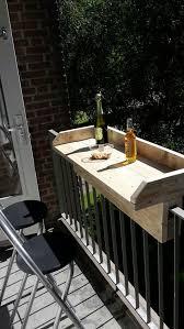 balkon bar balcony table space saver bar insane small
