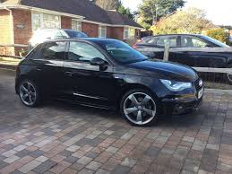 audi a1 black edition 2 0ltr tdi manual immaculate in