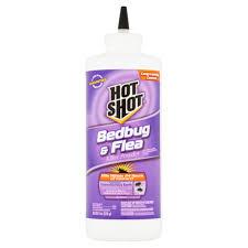 shot bedbug u0026 flea killer powder 8 oz walmart com