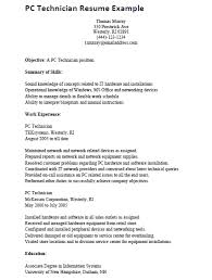 pharmacy technician resume exle pharmacy tech resume sles pc technician resume exle1 tgam