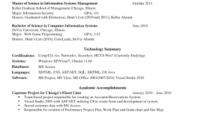 Resume Accomplishments Examples by Resume Skills Examples For Technical Support Position With