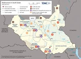 Map Of Sudan About South Sudanese Community In Uk Sscuk