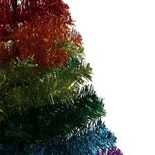 shiny multi 2ft artificial tree