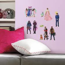 roommates descendants peel and stick wall decals home roommates descendants peel and stick wall decals home decor tapestries appliques