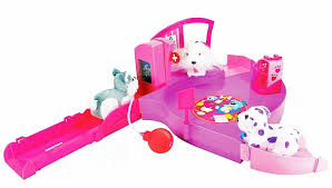 zhu zhu pets vet playset pets sold separately amazon uk