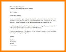 sample job interview thank you letter 9 example thank you letter after interview list of reference