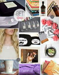wedding gift ideas for groom who gets a gift from the and groom emmaline