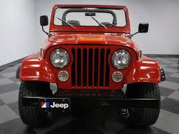 1982 jeep jamboree 1986 jeep cj7 my classic garage