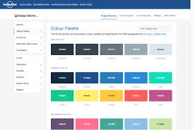 30 great examples of brand and style guides inspirationfeed