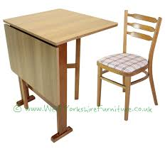 Gateleg Dining Table And Chairs Charming Small Folding Dining Table Furniture For Small Spaces