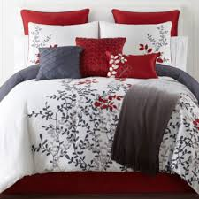 Jcpenney Bed Set Home Expressions Cooper 10 Pc Comforter Set Jcpenney