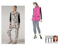 designer weste pattern vogue 1453 designer veste and fabrics hemmers
