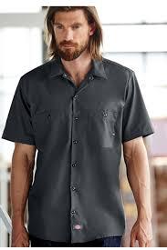 embroidery dress shirts men short sleeve