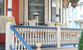 Building A Banister Railing Front Porch Railings Options Designs And Installation Tips