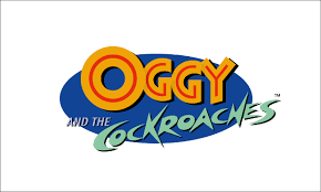 oggy cockroaches nickelodeon