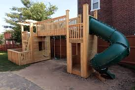 Metal Backyard Playsets 34 Free Diy Swing Set Plans For Your Kids U0027 Fun Backyard Play Area