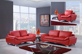Red Loveseat Ikea Living Room Leather Red Sofa And Loveseat For Contemporary Living