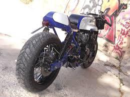 milchapitas kustom bikes honda cb750 by ad hoc cafe racers