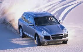 2004 Porsche Cayenne S - 2005 porsche cayenne information and photos zombiedrive