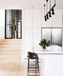 Modern Minimalist Kitchen Interior Design Best 25 Modern White Kitchens Ideas On Pinterest Modern Kitchen