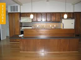 1930s kitchen before u0026 after a 1930s kitchen gets a diy remodel kitchn